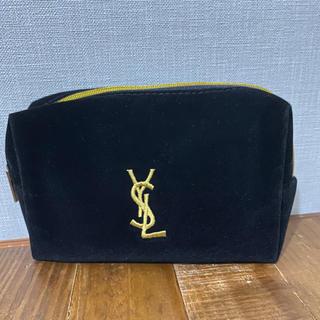 Yves Saint Laurent Beaute - 新品未使用 YSLサンロラン化粧ポーチ