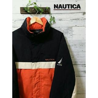 NAUTICA - NAUTICA  リバーシブル  ダウンジャケット