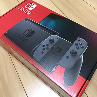 Nintendo Switch - 【新型】任天堂スイッチ 新品未使用 本体