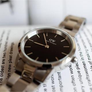 Daniel Wellington - 安心保証付!新作【32㎜】ダニエル ウェリントン腕時計 Iconic Link