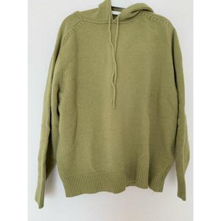 トゥデイフル(TODAYFUL)のグリーンセーター(ニット/セーター)