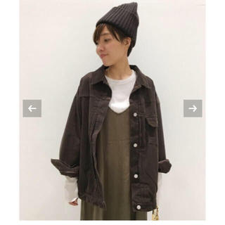 L'Appartement DEUXIEME CLASSE - 新品 REMI RELIEF/レミレリーフ Corduloy Jacket
