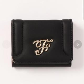 メゾンドフルール(Maison de FLEUR)の【 Maison de FLEUR / 折りたたみ財布】(財布)