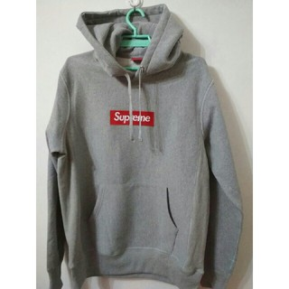 Supreme - Supreme Box Logo Hooded Sweatshirt