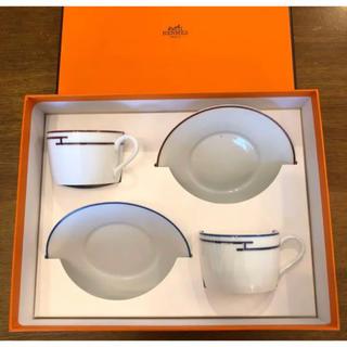 Hermes - 自宅保管品*HERMESリズムシリーズティーカップセット
