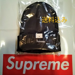 Supreme - Supremeビーニー黒