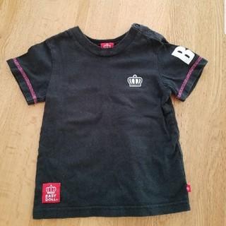ベビードール(BABYDOLL)のBABYDOLL Tシャツ 90(Tシャツ/カットソー)