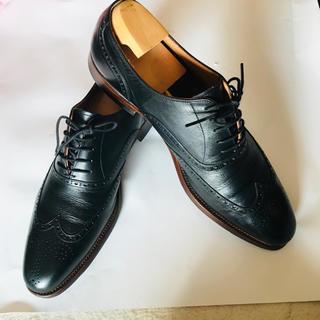 リーガル(REGAL)のクロコスミアさん専用 スコッチグレイン 革靴 ウイングチップ(ドレス/ビジネス)