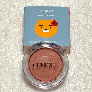 CLINIQUE - 新品☆クリニーク×カカオフレンズ チーク 05ヌードポップ ライアン 限定品