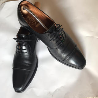 REGAL - スコッチグレイン 革靴 ストレートチップ