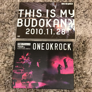 ONE OK ROCK - ONE OK ROCK ライブDVD&blu-ray  セット