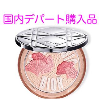 Dior - ディオールスキン ミネラルヌードルミナイザーパウダー012限定新品未開封