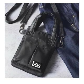 リー(Lee)の付録:Lee ヘルメットバッグ型ミニショルダー  (ショルダーバッグ)