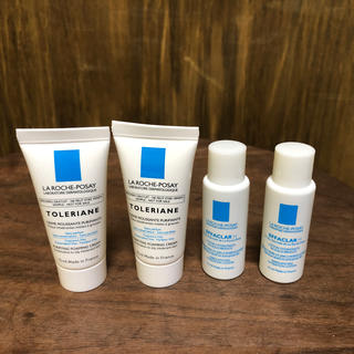 ラロッシュポゼ(LA ROCHE-POSAY)のラロッシュポゼ 洗顔料and化粧水セット(サンプル/トライアルキット)