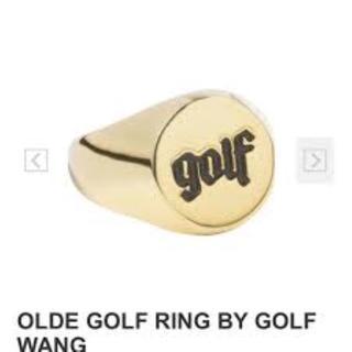 GOLF WANG リング 指輪 /GLD/サイズ10(リング(指輪))