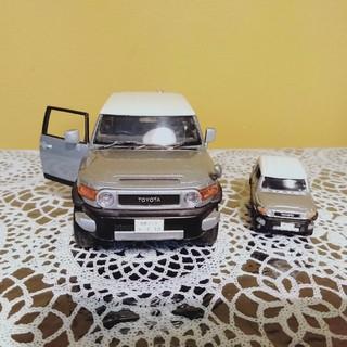 トヨタ - FJクルーザー ミニカー