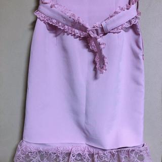 EATME - ♡18aw♡EATME♡レース付きスカート♡