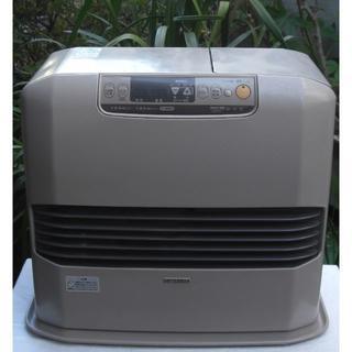 ミツビシデンキ(三菱電機)のMITSUBISHI/KD-D522石油ファンヒーター中古完動品0215(ファンヒーター)