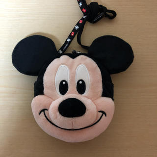 Disney - ミッキー パスケース ポーチ