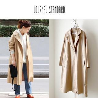 JOURNAL STANDARD - 19SS ジャーナルスタンダード STACKチェスターコート