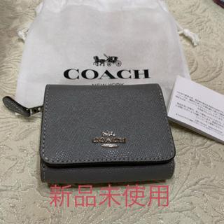 COACH - 新品未使用コーチミニ財布