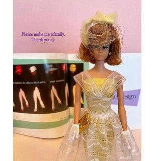♛Vintage◈ Barbie ♦♢1962♢♦