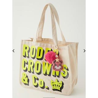 RODEO CROWNS WIDE BOWL - ロデオ★ RODDY SP TOTE