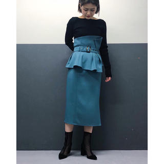 snidel - ハイウエストポンチタイトスカート♡
