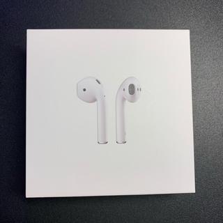 アップル(Apple)のAirPods (ヘッドフォン/イヤフォン)