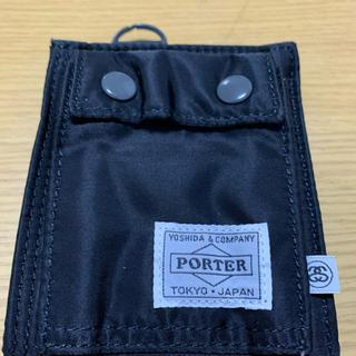 ステューシー(STUSSY)のstussy吉田カバンコラボ財布(折り財布)