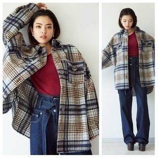 EMODA - 完売 EMODA ボーイズスライバーウールシャツ