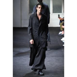 Yohji Yamamoto - yohji yamamoto 2019SS ポケットジャケット
