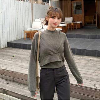 dholic - スリーブレスインナー&VネックTシャツ