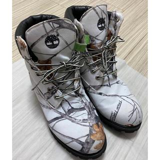 ティンバーランド(Timberland)のティンバーランド 限定デザイン ブーツ スニーカー 28㎝(スニーカー)
