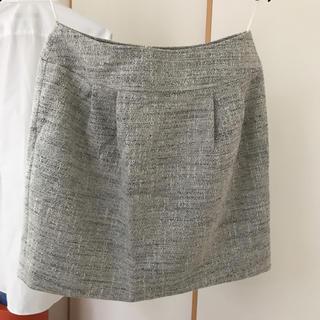 オペーク(OPAQUE)のオペーク 美品 スカート(ひざ丈スカート)