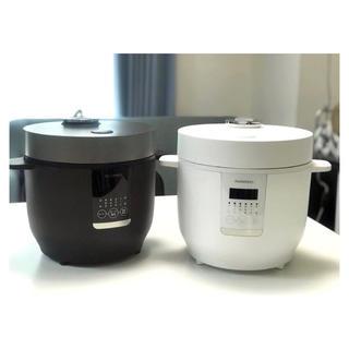 「MONONICS 4合炊飯器カラーはホワイト