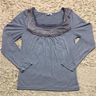 アクシーズファム(axes femme)のアクシーズファム 長袖Tシャツ(Tシャツ(長袖/七分))