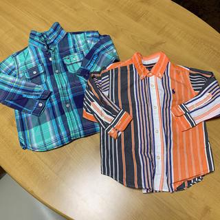 Ralph Lauren - チェックシャツ二枚セット