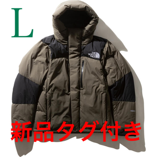 THE NORTH FACE - 新品未使用 THE NORTH FACE バルトロライトジャケット ニュートープ