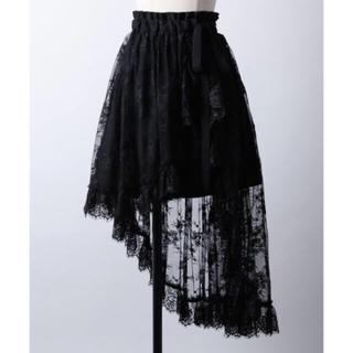 la belle Etude - 巻きスカート付きショートパンツ