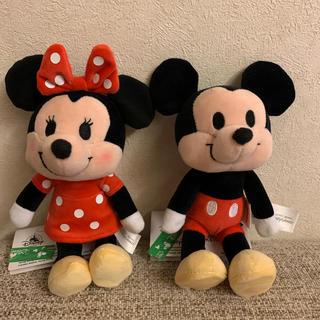 ミッキーマウス(ミッキーマウス)の香港ディズニーミッキー&ミニーnuiMOs(キャラクターグッズ)