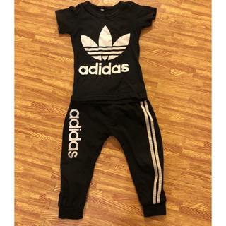 adidas - kids  adidasセットアップ  90から100サイズ