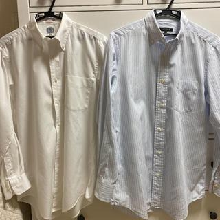 マッキントッシュ(MACKINTOSH)のワイシャツ 2枚まとめ売り 日本製(シャツ)