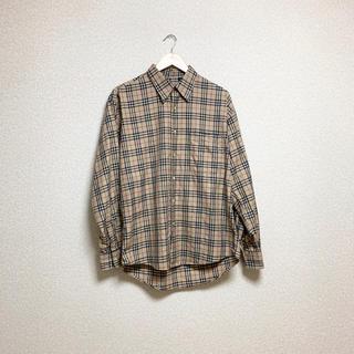 BURBERRY - Burberry チェックシャツ