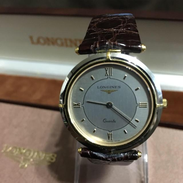 LONGINES - ロンジン クオーツ 腕時計 ユニセックスの通販