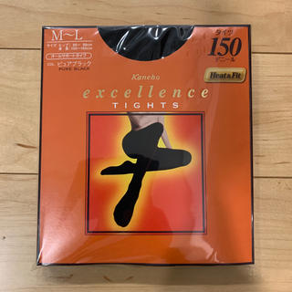 カネボウ(Kanebo)のカネボウ エクセレンス タイツ 110D Lサイズ ブラック(タイツ/ストッキング)
