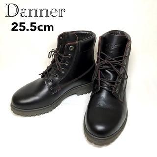 ダナー(Danner)のDanner 25.5cm ダナー ブーツ 黒 ブラック(ブーツ)