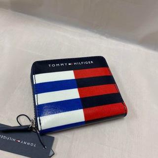 TOMMY HILFIGER - 【新品・ラスト1個】トミーヒルフィガー メンズ マルチカラー 財布