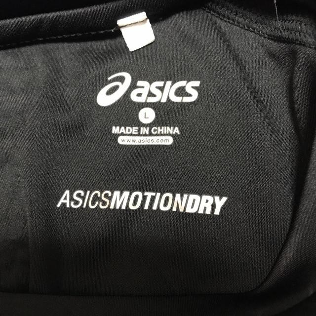 asics(アシックス)のアシックス  asics レディース  Tシャツ 中古品 レディースのトップス(Tシャツ(半袖/袖なし))の商品写真