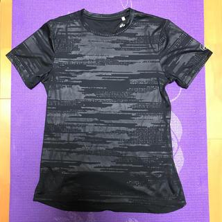 アシックス(asics)のアシックス  asics レディース  Tシャツ 中古品(Tシャツ(半袖/袖なし))